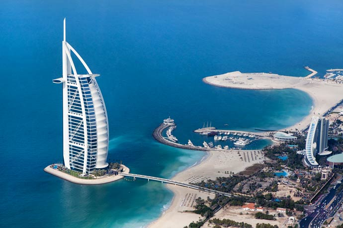 burj al arab tower of the arabs location dubai united arab emirates architects tom dates styles modernism