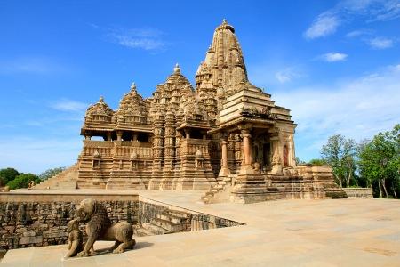 Khajuraho Temple.
