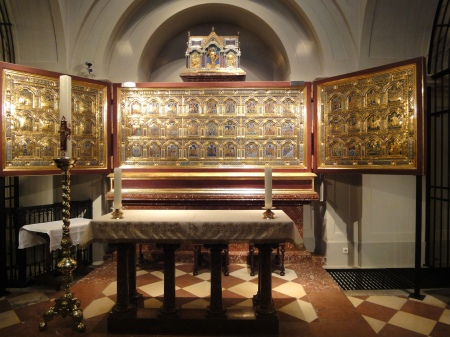 The Verdun Altar in the Klosterneuberg Church, Austria.