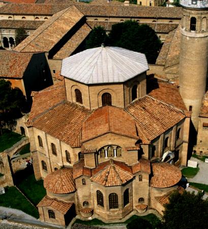 Basilica of San Vitale. Ravenna, Itay.