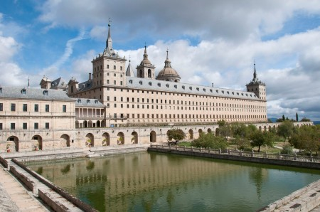 The Monastery of San Lorenzo de El Escorial.