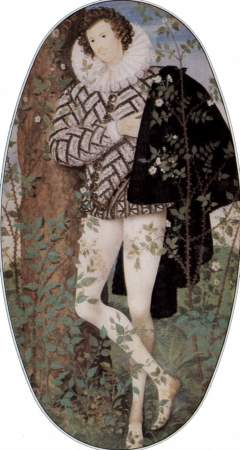 Nicholas_Hilliard_young man