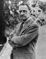 A 1933 photo of W. Somerset Maugham. AP Photo.