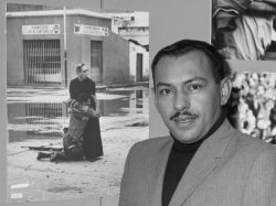 A 1962 photograph of Héctor Rondón Lovera by Harry Pot/ANEFO.