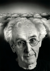 A 2004 self-portrait by Jerry Uelsmann.
