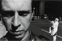 A 1966 self-portrait by Lee Friedlander.