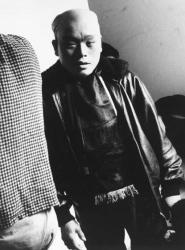 A 1967 photograph of Daido Moriyama.