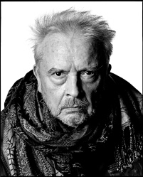 A 2009 self-portrait by David Bailey.