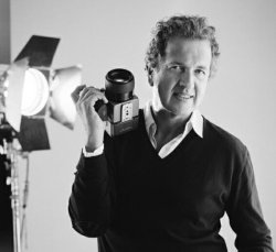 An undated photograph of Mario Testino.