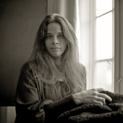 An undated photograph of Sally Mann by Johann Billmann.