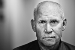 An undated photograph of Steve McCurry.