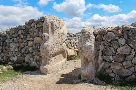 Hattusa Sphinx_Gate