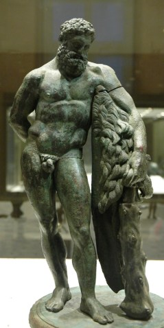 Hercules Louvre
