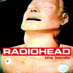 Radiohead the bends albumart