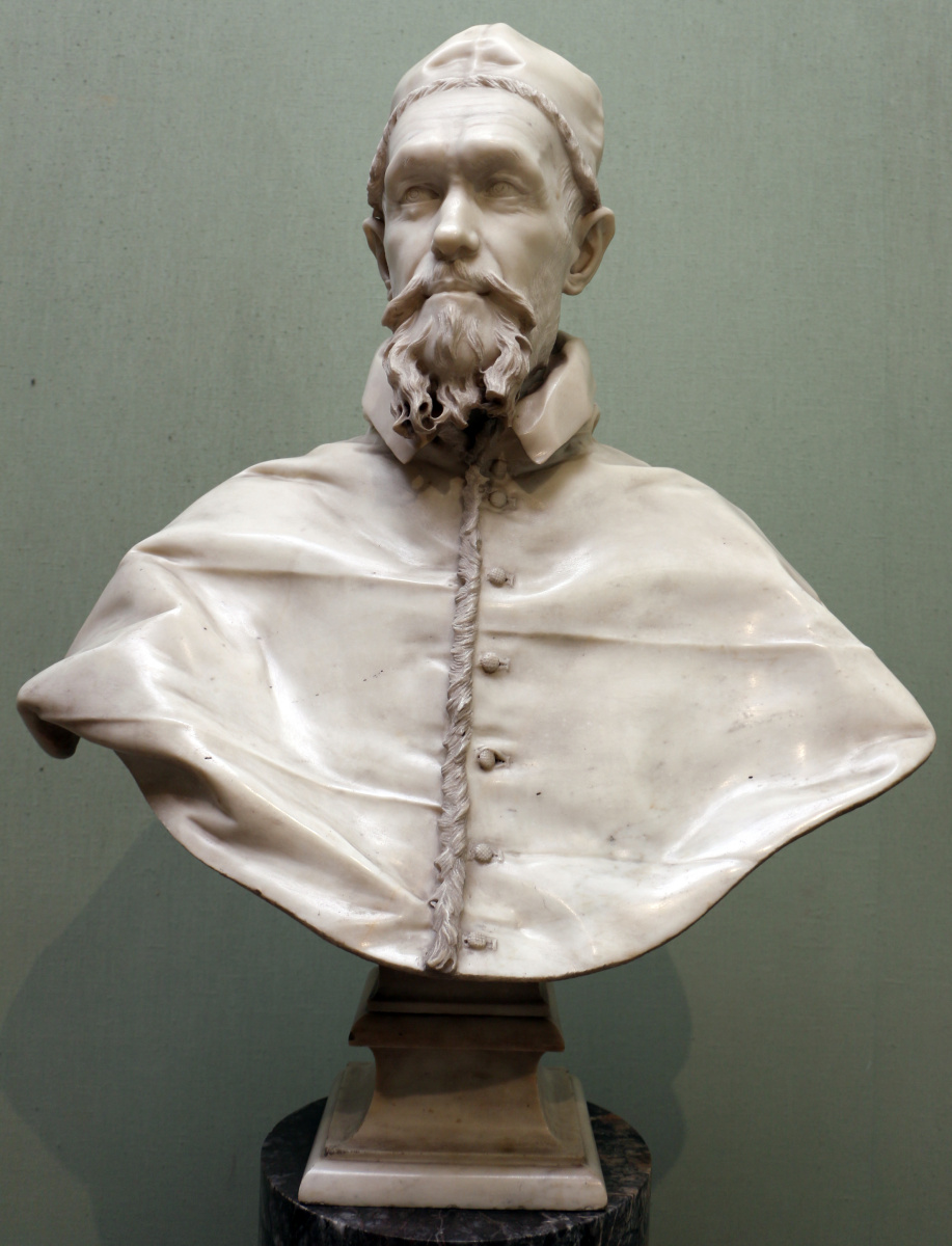 bernini pope innocent X