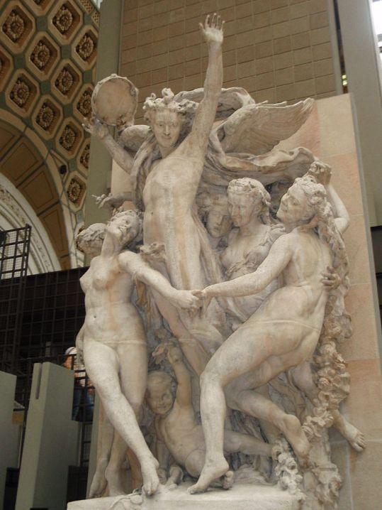 Carpeaux__La_danse__musée_d'Orsay_Paris_France