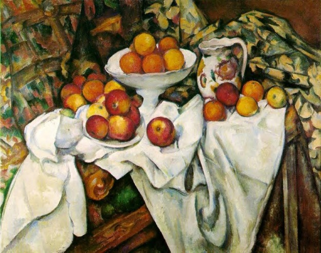 Cezanne_Apples_and_Oranges
