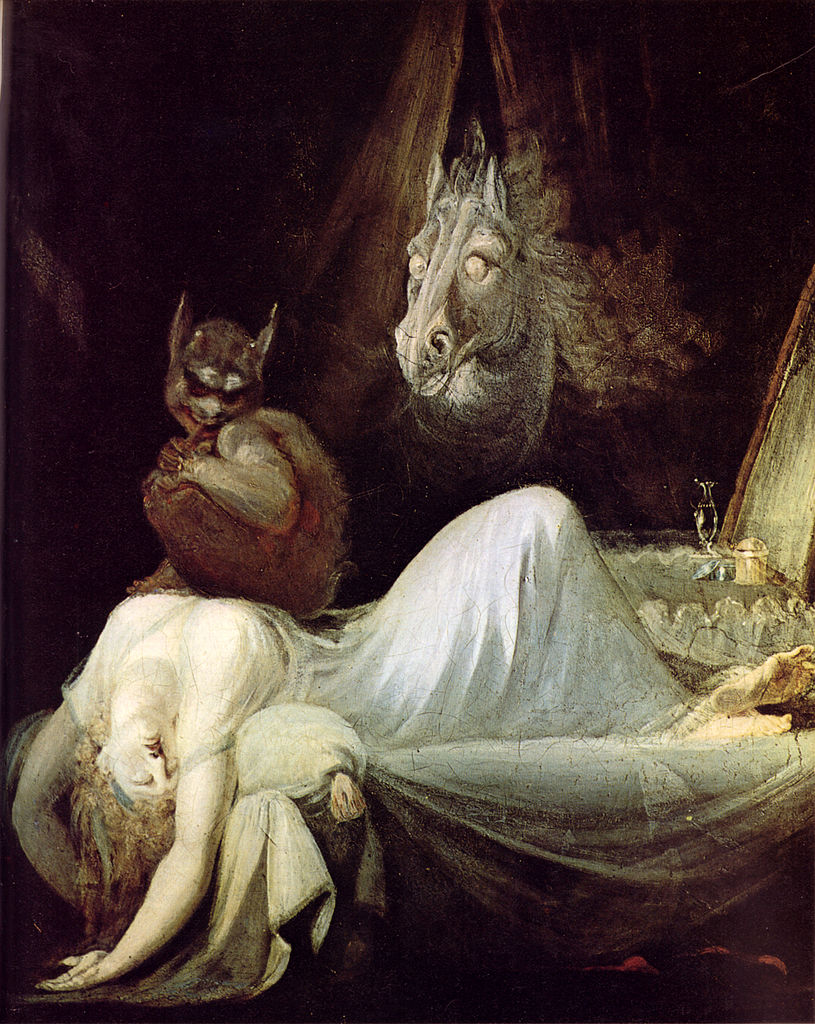 fuseli 1791 nightmare