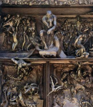 gates of hell detail