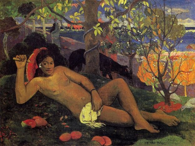 Gauguin Te_Arii_Vahine_1896