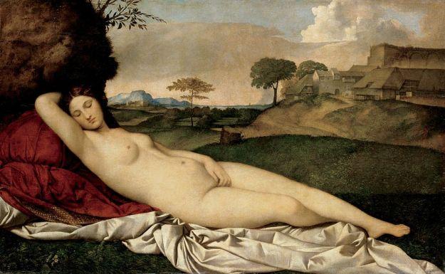 Giorgione_-_Sleeping_Venus