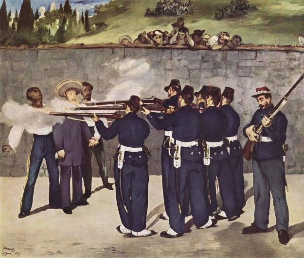 Manet execution