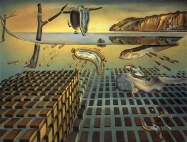 dali-the-disintegration-of-persistence-of-memory-1954