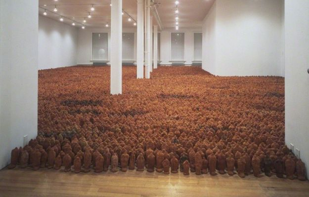 antony gormley field