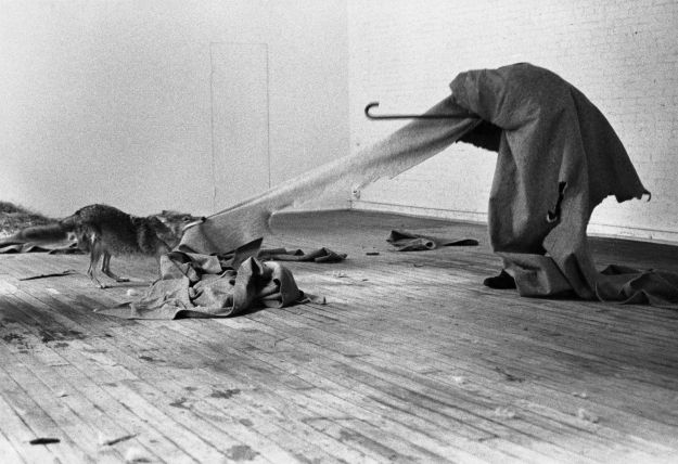 Joseph-Beuys-I-like-America-and-America-likes-me
