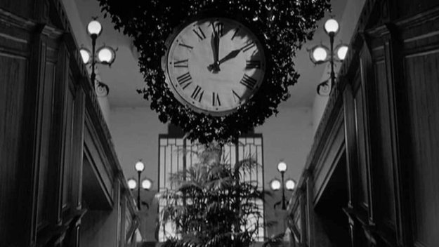 the clock marclay